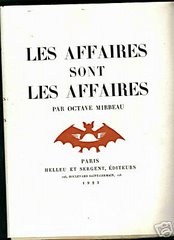 Les affaires sont les affaires, illustré par Hermann-Paul