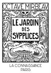 """""""Le Jardin des supplices"""", illustré par Colucci, La Connaissance, 1925"""