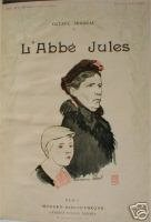"""L'Abbé Jules"", illustré par Hermann-Paul, 1904"