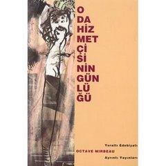 """Traduction turque du """"Journal d'une femme de chambre"""", 2004"""