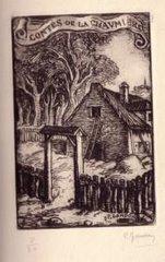 """""""Contes de la chaumière"""", 1920"""