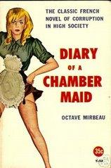 """Traduction américaine du """"Journal d'une femme de chambre"""", 1956"""