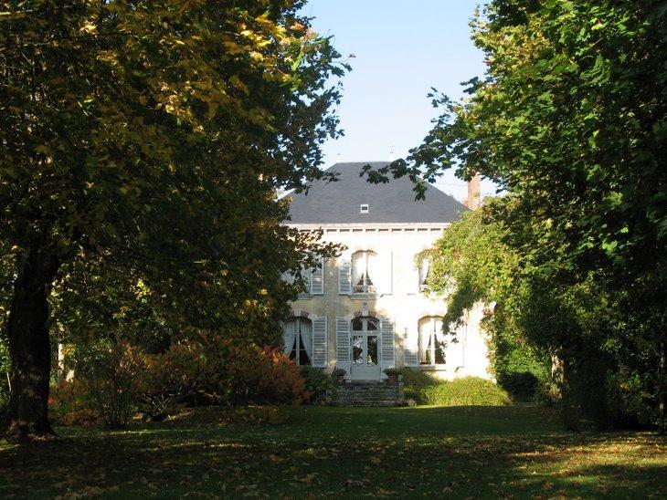 Maison de la famille Mirbeau, à Rémalard (Orne)