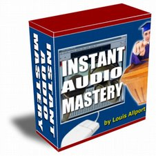 master creating and working with audio for you own website and products