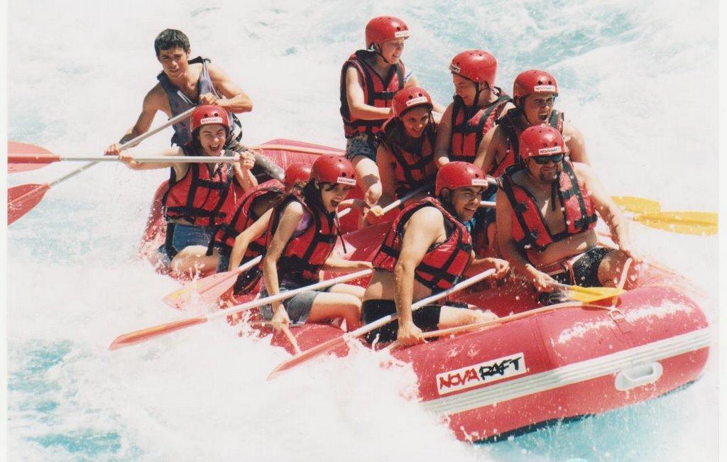 2007  SMYO Rafting Ekibi