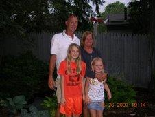 terri & family