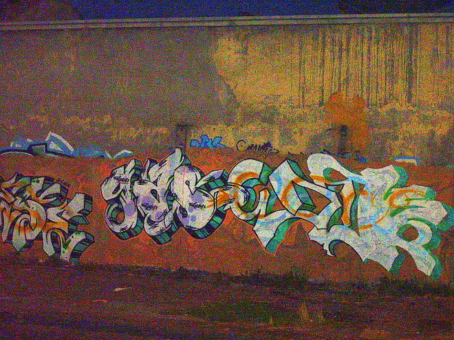OTRAS FORMAS DE EXPRESIÓN DEL GRAFFITI EN TEMUKO