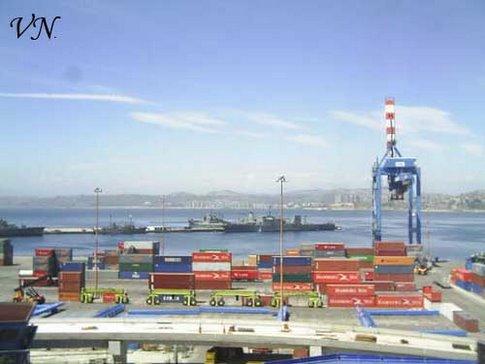 Panoramica de Valparaíso