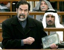 صدام...أسأل الله أن يرحمه