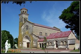 Iglesia Cacharí