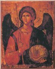 Icon of the Holy Archangel Michael, Captain Of The Angelic Host.
