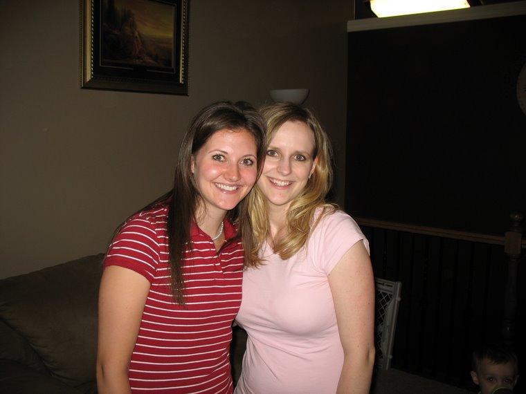 Bobbi Kirkham and Marie