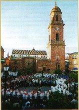 Romanos en Plaza de España