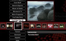 Example TV-web Channel