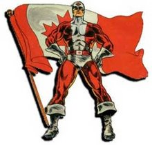 Cast PHI BULANI as Captain Canuck