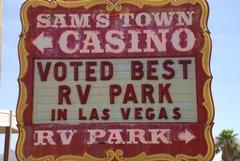 First Stop - Las Vegas