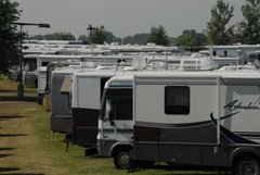 One of 5 levels of RV's