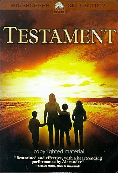 TESTAMENT (1983)