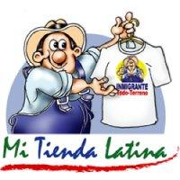 Visita la Tienda Latina de Juan Alien