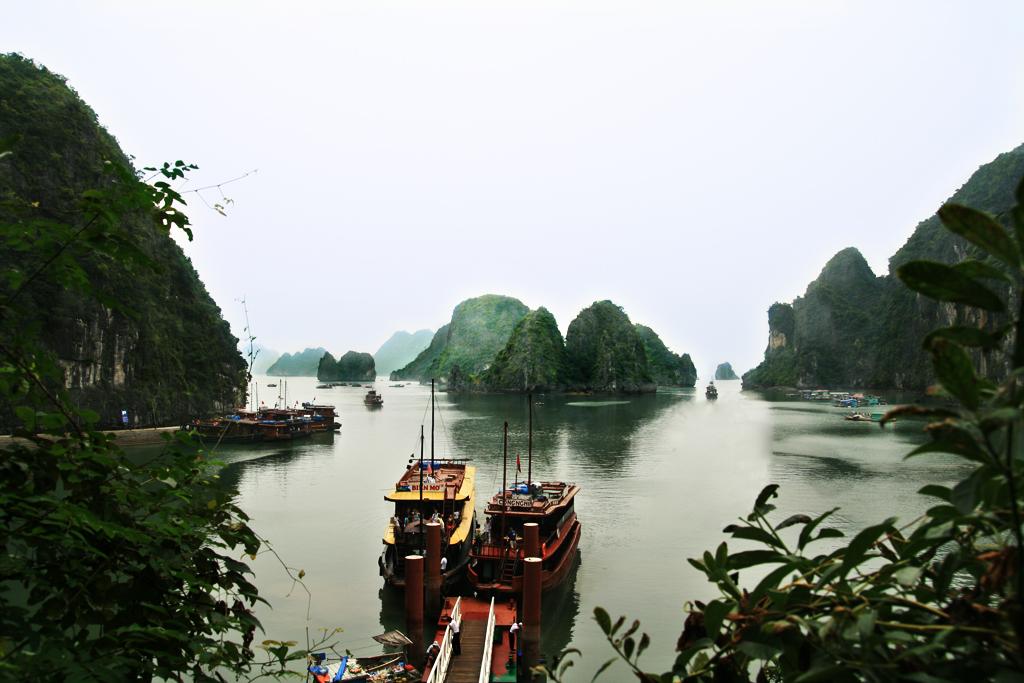 Foto - Bahia de Ha Long - Vietnam