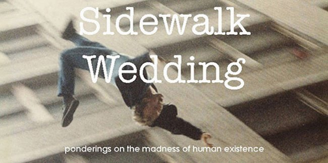 Sidewalk Wedding