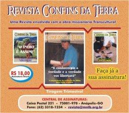 CONFINS DA TERRA