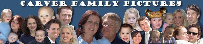 Carver Family Photos