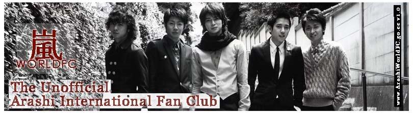 The Unofficial Arashi International Fan Club