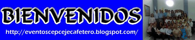 CRUZADA ESTUDIANTIL Y PROFESIONAL DE COLOMBIA. Asesoria Eje Cafetero