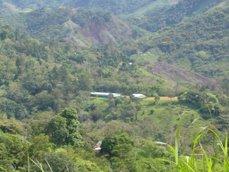 Santa Marta village