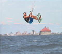 Kitesurfing Buffalo