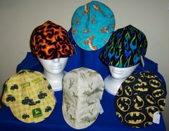 Custom Welding Hats By Pam