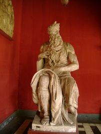 Escultura de Miguel Ángel