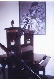 Exposición de grabado Fco.de Goya