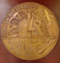 Medalla ENSABAP