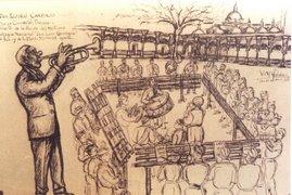 Estampas Iqueñas/Dibujo de Víctor Pacheco Cabezudo