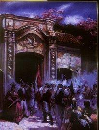 Portada de Bolívar