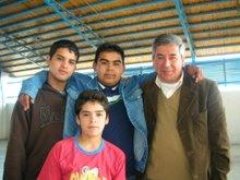 Pastor Cristian Salinas