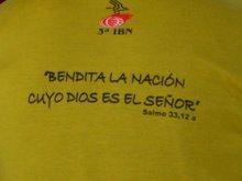BENDITA LA NACION CUYO DIOS ES EL SEÑOR