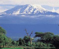 Mlima Kilimanjaro (Mt. Kilimanjaro)