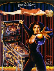 Theatre of Magic Original Flyer (front)