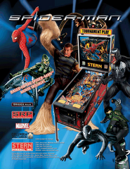 Spiderman Original Flyer (front)