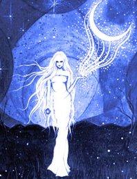 Quiero ser la luna...