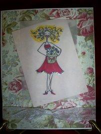 Fleur de la Dame
