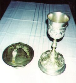 Potir si Disc din 1805