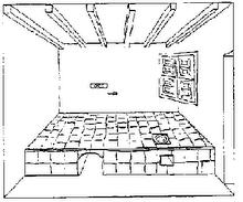 una e-cocina de e-glorieta