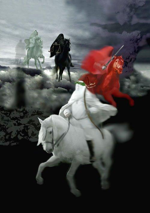 healthcare four horsemen
