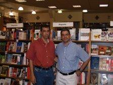 Librería Cuesta, Santiago, Rep. Dom., mayo, 2007.