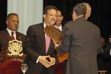 Homenaje X Feria del Libro Rep. Dom., 2007