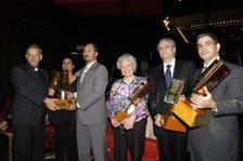 Homenaje X Feria del Libro, Rep. Dom., 2007.
